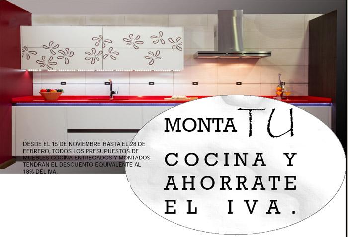 Oferta cocina en mostoles cocinas en mostoles cocina estudio for Monta tu cocina