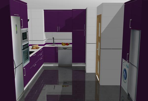 Muebles de cocina y bano