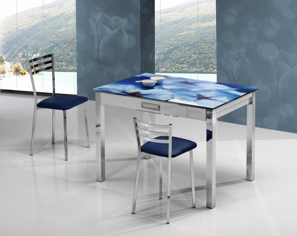 Mesas y sillas cocina estudio for Muebles cocina mesas y sillas